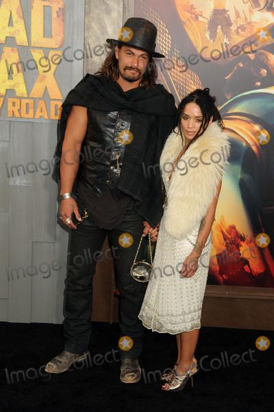 Lisa Bonet Photo - 7 May 2015 - Hollywood California - Jason Momoa Lisa Bonet Mad Max Fury Road Los Angeles Premiere held at the TCL Chinese Theatre Photo Credit Byron PurvisAdMedia