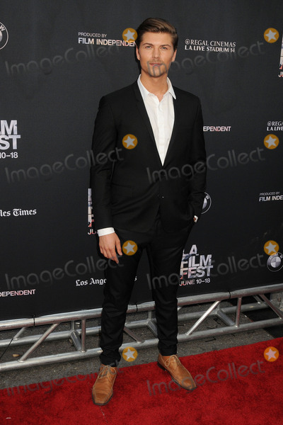 Amadeus Serafini Photo - 14 June 2015 - Los Angeles California - Amadeus Serafini LA Film Festival 2015 Series Premiere of Scream held at Regal Cinemas LA Live Photo Credit Byron PurvisAdMedia