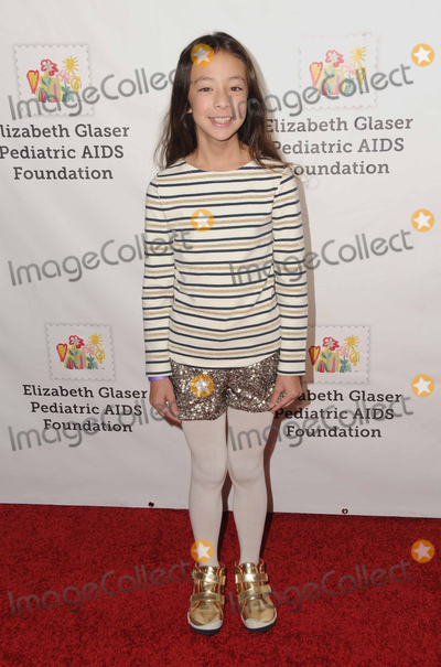 Aubrey Anderson-Emmons Photo - 23 October 2016 - Culver City California Aubrey Anderson-Emmons Elizabeth Glaser Pediatric Aids Foundation A Time For Heroes Family Festival held at Smashbox Studios Photo Credit Birdie ThompsonAdMedia