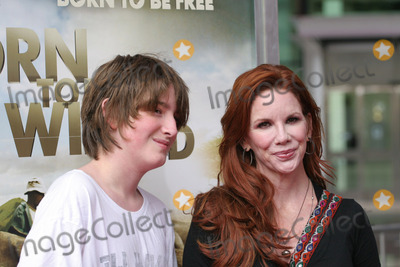 Melissa Gilbert Photo - 03 April 2011 - Los Angeles California - Melissa Gilbert Michael Born To Be Wild Los Angeles Premiere held at The California Science Center Photo Tommaso BoddiAdMedia