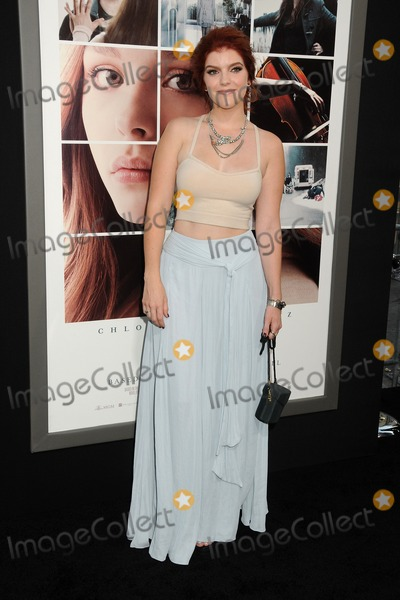 Ali Milner Photo - 20 August 2014 - Hollywood California - Ali Milner If I Stay Los Angeles Premiere held at the TCL Chinese Theatre Photo Credit Byron PurvisAdMedia