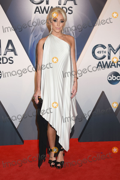 Ashley Monroe Photo - 04 November 2015 - Nashville Tennessee - Ashley Monroe 49th CMA Awards Country Musics Biggest Night held at Bridgestone Arena Photo Credit Laura FarrAdMedia