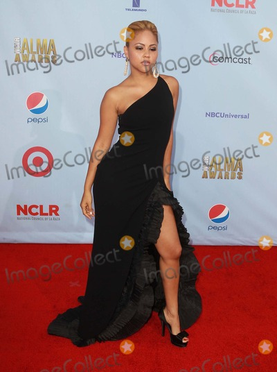 Kat DeLuna Photo - 16 September 2012 - Pasadena California - Kat DeLuna 2012 NCLR ALMA Awards - Arrivals Held At Pasadena Civic Auditorium Photo Credit Kevan BrooksAdMedia