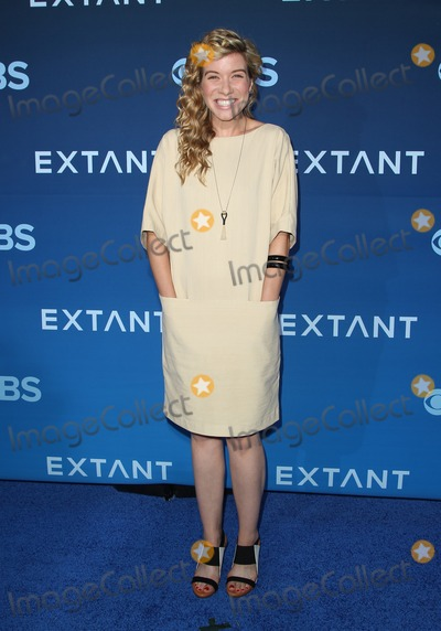 Tessa Ferrer Photo - 16 June 2014 - Los Angeles California - Tessa Ferrer Premiere Of CBS Films Extant Held at California Science Center Photo Credit FSadouAdMedia