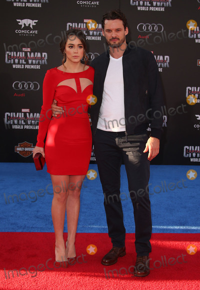 Chloe Bennet Photo - 12 April 2016 - Hollywood California - Chloe Bennet Austin Nichols Captain America Civil War World Premiere held at the Dolby Theatre Photo Credit SammiAdMedia