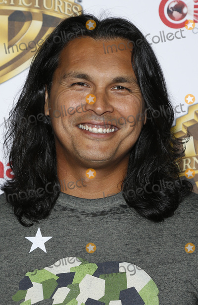 Adam Beach Photo - 12 April 2016 - Las Vegas Nevada -  Adam Beach Warner Brothers Pictures presents The Big Picture at 2016 CinemaCon at The Colosseum of Caesars Palace Photo Credit MJTAdMedia