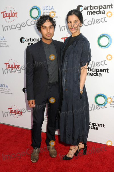 Kunal Nayyar Photo - 24 March 2016 - Beverly Hills California - Kunal Nayyar Neha Kapur 2016 UCLA Institute of the Environment and Sustainability Gala held at a Private Residence Photo Credit Byron PurvisAdMedia