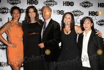 Anne Renton Photo - 17 July 2011 - West Hollywood California - Angelique Cabral Emily Deschanel Richard Chamberlain Anne Renton Kim Yutani 2011 Outfest Film Festival Screening Of The Perfect Family Closing Night- Arrivals  Held At The DGA Theatre Photo Credit Kevan BrooksAdMedia