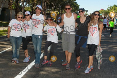Tammy Lynn Photo - 14 October 2012 - West Hollywood California - Anel Gorham Christopher Gorham Tammy Lynn Michaels  Leslie Bibb Carly Pope 28th Annual AIDS Walk Los Angeles Held In West Hollywood Photo Credit Faye SadouAdMedia