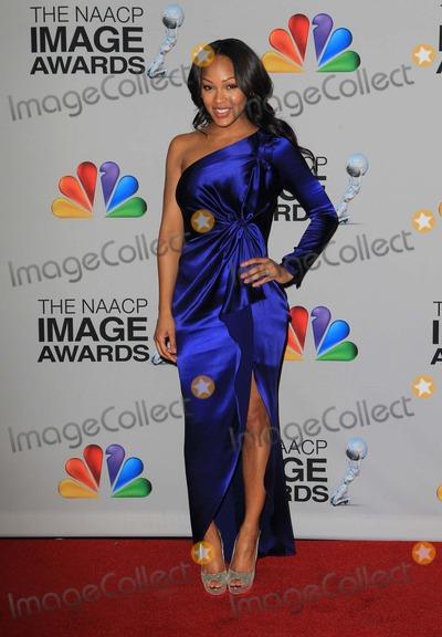 Meagan Good Photo - 1 February 2013 - Los Angeles California - Meagan Good 44th NAACP Image Awards - Press Room Held At The Shrine Auditorium Photo Credit Kevan BrooksAdMedia