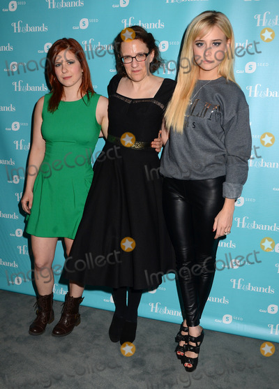 Alessandra Torressani Photo - 14 August 2013 - Beverly Hills Ca - Magda Apanowicz Jane Espenson Alessandra Torressani CW Seed Presents the Premiere of Husbands at The Paley Center for Media in Beverly Hills Ca Photo Credit BirdieThompsonAdMedia