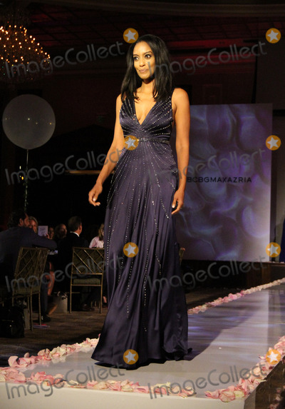 Azie Tesfai Photo - 24 August 2016 - Hollywood California - Azie Tesfai Make-A-Wish Greater Los Angeles Fashion Fundraiser - Runway Show held at the Taglyan Cultural Complex in Hollywood Photo Credit AdMedia