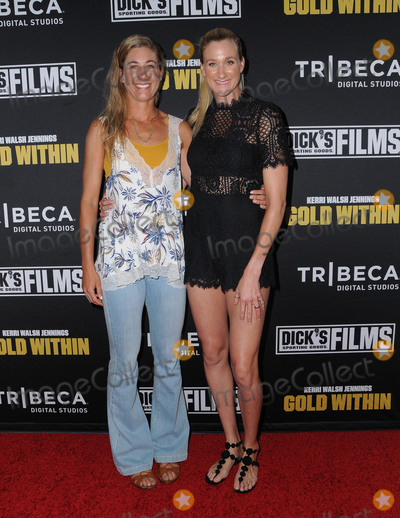 April Ross Photo - 28 July 2016 - Beverly Hills California April Ross Kerri Walsh Jennings The world film premiere of Kerri Walsh Jennings Gold Within  held at the Paley Center for Media Photo Credit Birdie ThompsonAdMedia