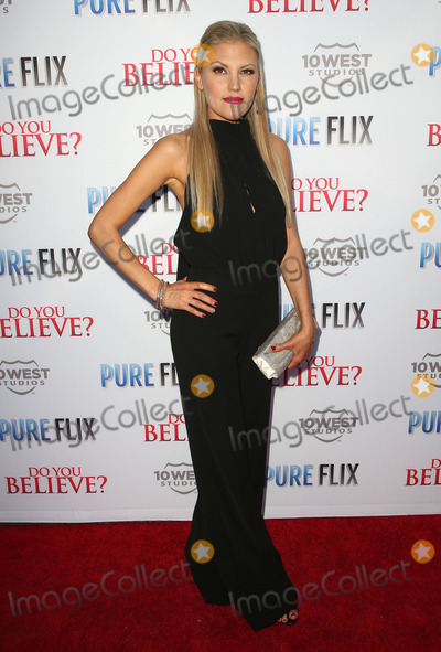 Andrea Logan-White Photo - 16 March 2015 - Hollywood California - Andrea Logan White Do You Believe Los Angeles Premiere held at ArcLight Hollywood Photo Credit F SadouAdMedia
