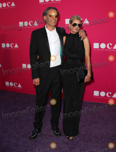 Alex Van Halen Photo - 29 April 2017 - Los Angeles California - Alex Van Halen and wife Stine Schyberg 2017 MOCA Gala held at The Geffen Contemporary at MOCA Photo Credit AdMedia