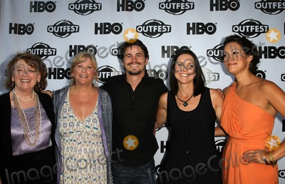Anne Renton Photo - 17 July 2011 - West Hollywood California - Rebecca Wackler Connie Cummings Jason Ritter Anne Renton Angelique Cabral 2011 Outfest Film Festival Screening Of The Perfect Family Closing Night- Arrivals  Held At The DGA Theatre Photo Credit Kevan BrooksAdMedia