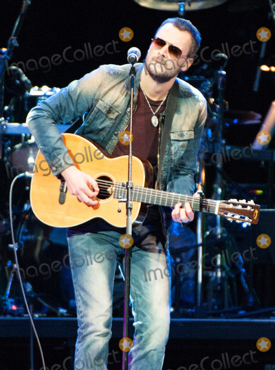 Eric Church Photo - 22 November 2013 - Nashville Tennessee - Eric Church George Jones Tribute Concert Playin Possum The Final No Show held at Bridgestone Arena George Jones was on his farewell tour titled The Grand Tour when he passed away on April 12 2013 at the age of 81 George Jones was the 2 best-charting country artist of all time with 143 Top 40 hits since starting his career in the 50s Nashville honored the music legend with an all-star tribute the date that Jones was to perform the final show of his illustrious career Photo Credit Ryan PavlovAdMedia