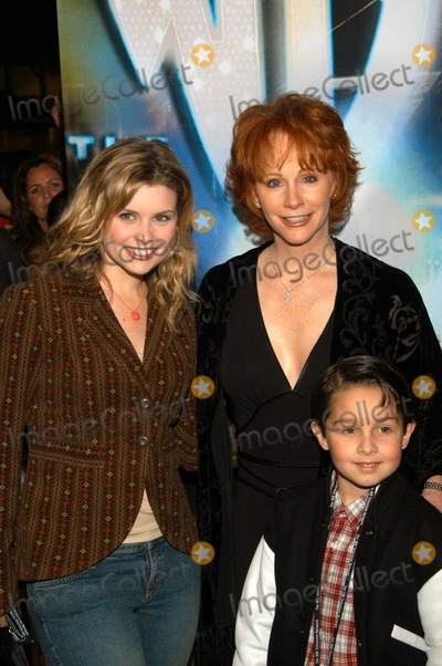 Mitch Holleman Photo - Joanna Garcia Reba McEntire and Mitch Holleman at The WB Networks 2003 Winter Party Renaissance Hollywood Hotel Hollywood CA 01-11-03