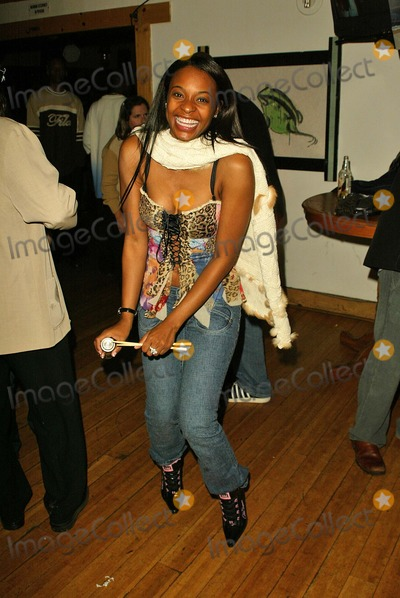 Kena Zakia Photo - Kena Zakia at Kenas Birthday and Web Site Launch Party Miyagis West Hollywood CA 11-05-04
