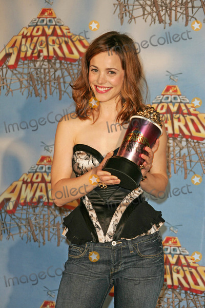 Rachel McAdams Photo - Rachel McAdamsat the 2005 MTV Movie Awards - Press Room Shrine Auditorium Los Angeles CA 06-04-05