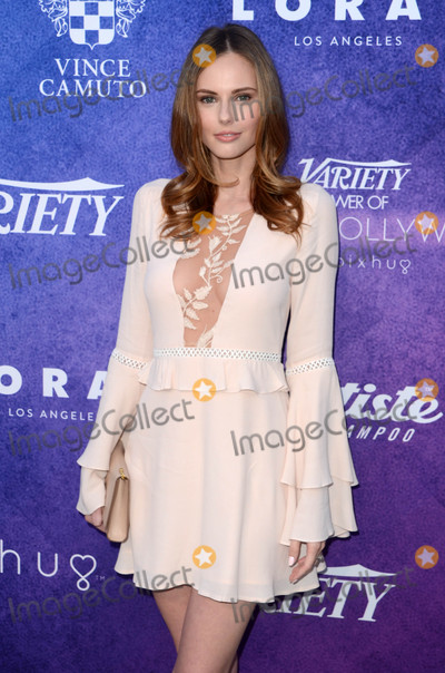 Alyssa Campanella Photo - Alyssa Campanellaat the Variety Power of Young Hollywood Event Neuehouse Hollywood CA 08-16-16