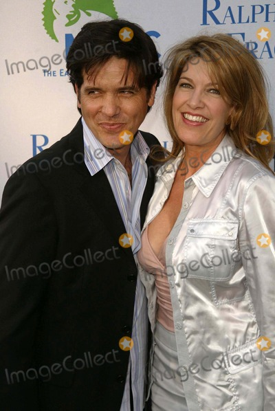 Michael Damien Photo - Michael Damien and wife Janeen at the Earth To LA Fundraiser a benefit for the Natural Resources Defense Council Wadsworth Theater Westwood CA 05-06-04