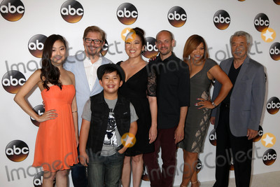 Albert Tsai Photo - Krista Yu Dave Foley Albert Tsai Suzy Nakamura Jonathan Slavin Tisha Campbell-Martin Dana Leeat the ABC TCA Summer 2016 Party Beverly Hilton Hotel Beverly Hills CA 08-04-16