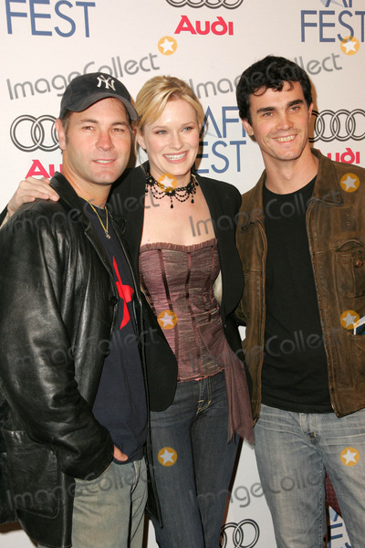 Michael Cole Photo - Christopher Jaymes with Nicholle Tom and Eric Michael Coleat the premiere of Walk The Line on the opening night of AFI Fest 2005 Arclight Cinerama Dome Hollywood CA 11-03-05