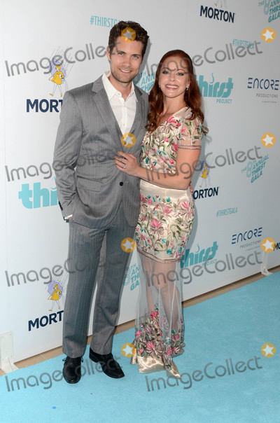 Amy Paffrath Photo - Drew Seeley Amy Paffrathat the Thirst Gala Beverly Hilton Beverly Hills CA 04-18-17