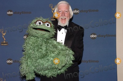 Caroll Spinney Photo - Caroll Spinneyin the press room at The 33rd Annual Daytime Emmy Awards Kodak Theatre Hollywood CA 04-28-06