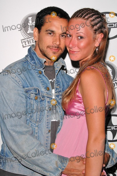 Kenny Morrison Photo - Kenny Morrison and girlfriend Sarah at the Los Angeles Premiere and party for the new film LA DJ at CineSpace Hollywood CA 09-29-04