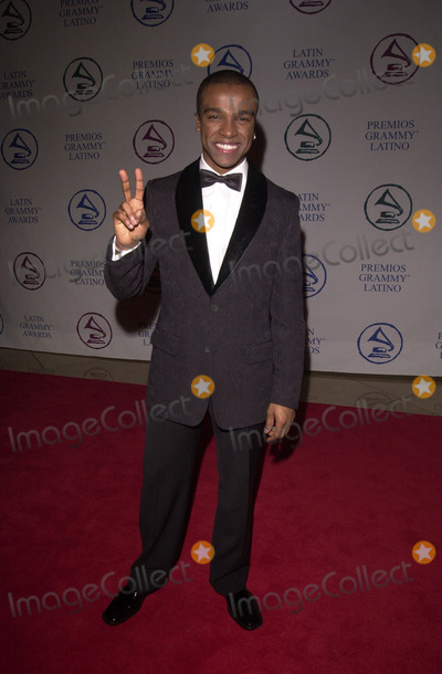Alexander Pires Photo -  Alexander Pires at the Latin Academy of Recording Arts and Sciences pre-Latin Grammy gala in Beverly Hills 09-11-00