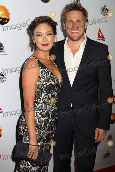 Curtis Stone Photo - Lindsay Price and Curtis Stoneat the 2013 GDay USA Los Angeles Black Tie Gala JW Marriot Los Angeles CA  01-12-13