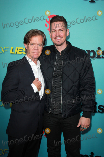 Steve Howey Photo - William H Macy Steve HoweyShowtime Celebrates the new seasons of Shameless House of Lies and  Episodes Cecconis West Hollywood CA 01-05-15