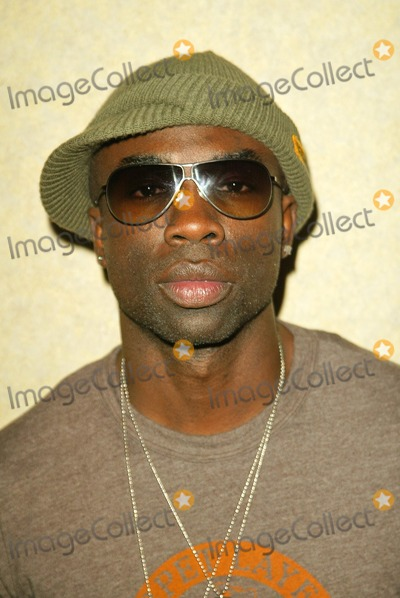 Carlos Santana Photo - Sam Sarpong at the Deborah and Carlos Santana Milagro Foundation Benefit on the rooftop of the Hyatt On Sunset West Hollywood CA 08-31-04