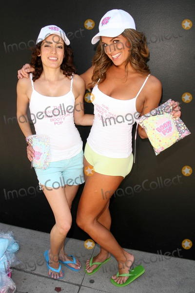 Bridgetta Tomarchio Photo - Bree Warner and Bridgetta Tomarchio at the Launch of Booty Pop Panties Kitson West Hollywood CA 05-17-08