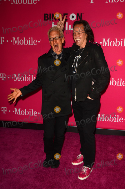 Andy Dick Photo - Andy Dick John Legereat the T-Mobile Un-carrier X Launch Celebration Shrine Auditorium Los Angeles CA 11-10-15
