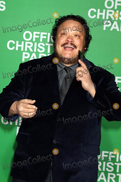 Adrian Martinez Photo - Adrian Martinezat the Office Christmas Party Premiere Village Theater Westwood CA 12-07-16
