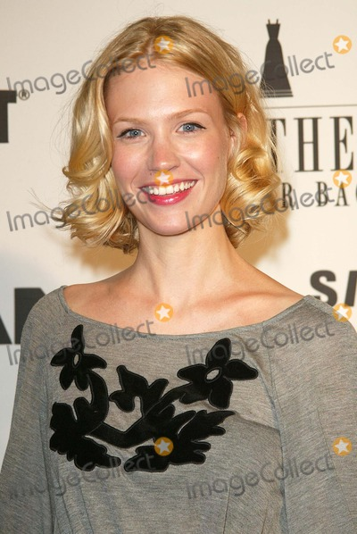 January Jones Photo - January Jonesat Jane Magazines Go Naked Party the Goldstein Residence Beverly Hills CA 07-20-06