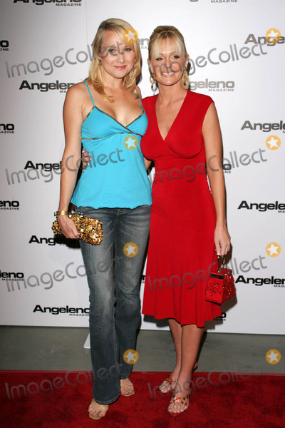 Alana Curry Photo - Alana Curry and Katie Lohmannat the Angeleno Magazine 6th Anniversary celebration Hollywood and Highland Hollywood CA 10-14-05