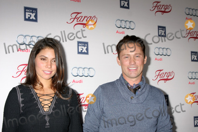 Jeffrey Donovan Photo - Jeffrey Donovan wifeat the Fargo Season 2 Premiere Screening ArcLight Hollywood CA 10-07-15