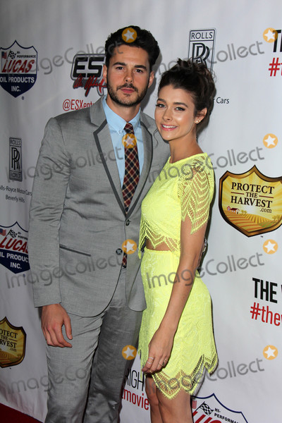 Allison Paige Photo - Jayson Blair Allison Paigeat The Wrong Side of Right Premiere TCL Chinese 6 Hollywood CA 07-14-15