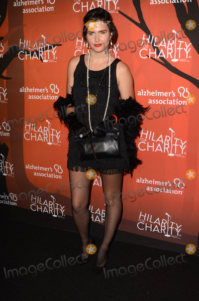 Amber Hodgkiss Photo - Amber Hodgkissat the 5th Annual Hilarity for Charity Variety Show Seth Rogens Halloween Hollywood Palladium Hollywood CA 10-15-16