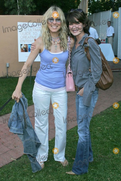 Alana Hamilton Photo - Alana Hamilton and Lara Flynn Boyle at the party honoring Lara Shriftman and Elizabeth Harrison and the launch of their new book Fete Accompli The Ultimate Guide To Creative Entertaining at a private residence Malibu CA 08-28-04