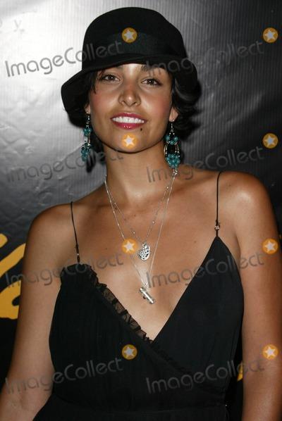 Paula Miranda Photo - Paula Mirandaat the Ed Hardy Vintage Tattoo Wear Fashion Show Hollywood CA 05-21-05