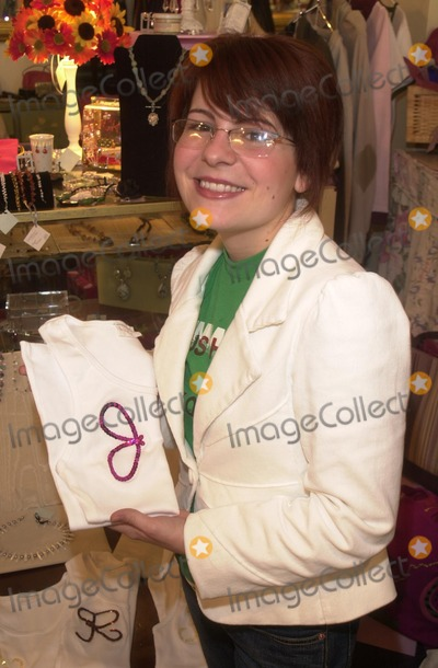 Alex M Photo - Designer Mitzi Guidry and her creations at the Icecubes By Alex M Trunk Show at Blancs 5224 Hollywood Blvd Los Angeles CA 11-10-02