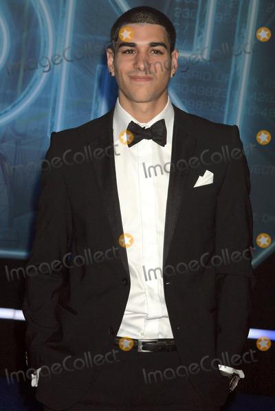 Anis Cheurfa Photo - Anis Cheurfaat the TRON Legacy Los Angeles Premiere El Capitan Hollywood CA 12-11-10