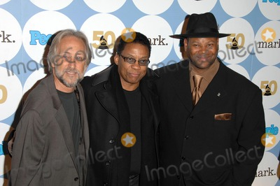 Jimmy Jam Photo - Neil Portnow with Herbie Hancock and Jimmy Jamat the Pre-Grammy Kick Off Party Hosted by People Magazine and The Recording Academy Avalon Hollywood CA 12-06-07