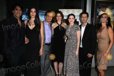 Andy Hirsch Photo - Vincent Spano Claudia Eva-Marie Graf John Colella  Stefanie Fredricks Andy Hirsch Betsy Russellat the Fort McCoy Premiere Music Hall Theater Beverly Hills CA 08-15-14
