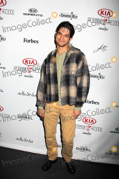 Tyler Posey Photo - Tyler Poseyat Kia Supper Suite by The Church Key hosts festival premiere party for film Yoga Hosers Park City UT 01-25-16